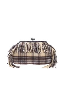 Max Mara Weekend - Pasticcino bag in beige and brown