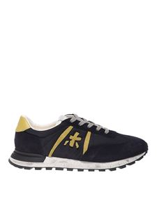 Premiata - Johnlow sneakers in blue