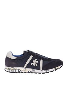 Premiata - Lucy sneakers in blue