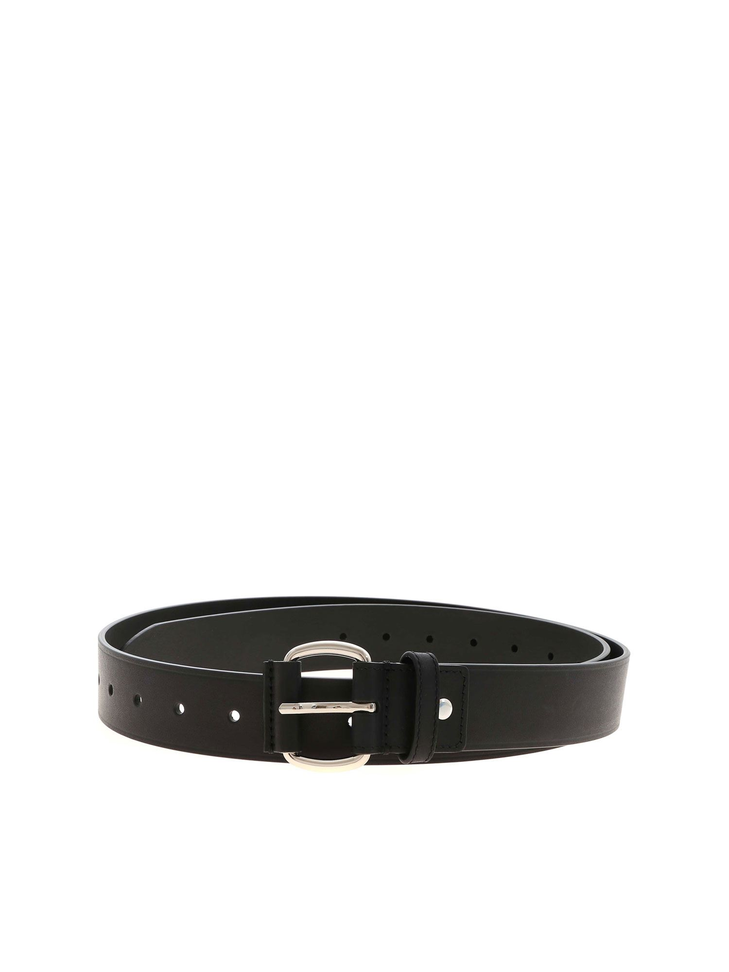 Vivienne Westwood ROLLER BELT IN BLACK