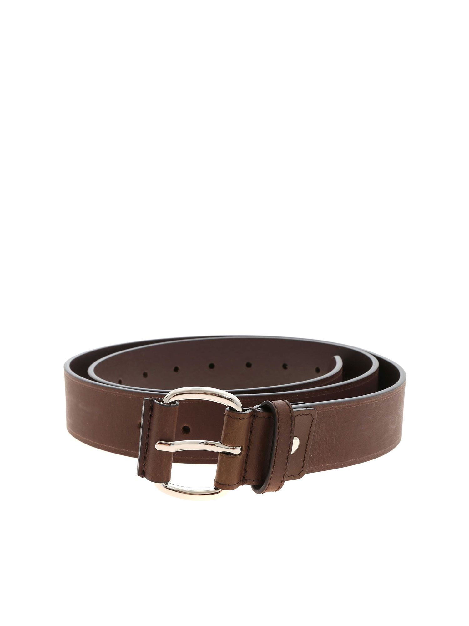 Vivienne Westwood ROLLER BELT IN BROWN