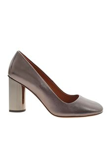 Clergerie - Juline pumps in anthracite color