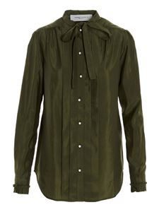 Golden Goose - Alessia shirt in green