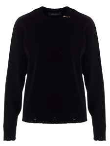 Versace - Cashmere pullover in black