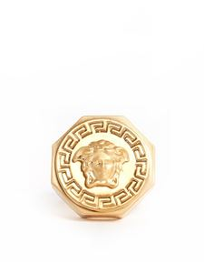 Versace - Medusa ring in gold color