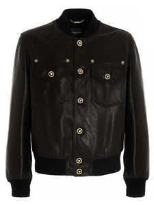 Versace - Medusa buttons jacket in black