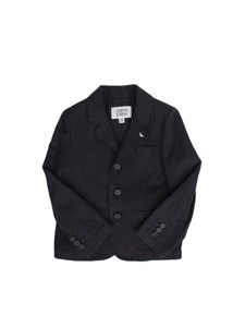 Armani Jr - Cotton and linen jacket