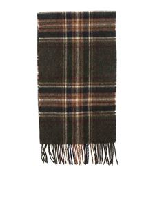 Barbour - Elwood scarf in green