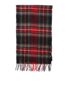 Barbour - New Check multicolored scarf