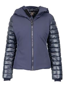 Colmar Originals - Double fabric puffer jacket