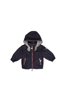 Moncler Jr - Jacket with hood