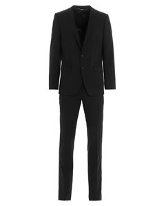 Dolce & Gabbana - Martini suit in black