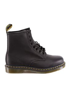 Dr. Martens - 1460 Greasy ankle boots