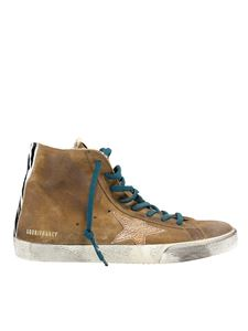 Golden Goose - Francy suede sneakers