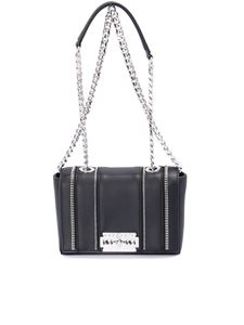 John Richmond - Decorative zip crossbody bag