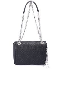 John Richmond - Snake trim crossbody bag