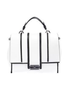 John Richmond - Decorative zip shoulder bag