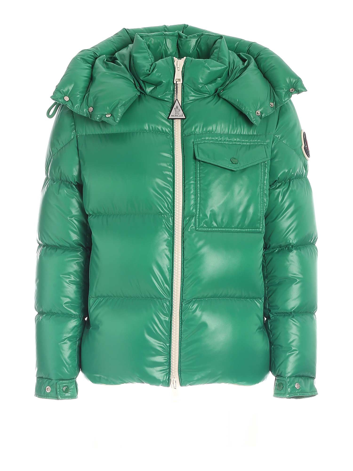 Moncler VIGNEMALE DOWN JACKET IN GREEN