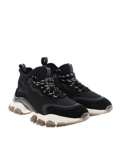 Moncler - Leave No Trace sneakers in black