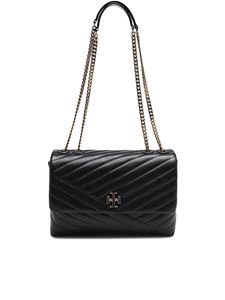 Tory Burch - Kira Chevron convertible shoulder bag