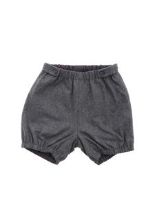 Bonpoint - Pacha coulotte pants in grey