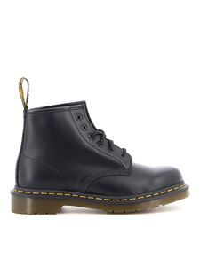 Dr. Martens - Smooth leather 101 ankle boots