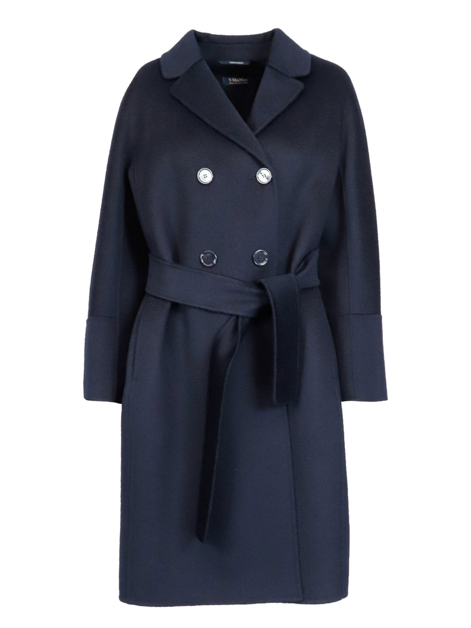 MAX MARA DOUBLE-BREASTED ARIEL COAT