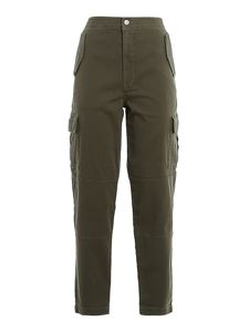 J Brand - Cotton drill cargo trousers