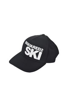 Dsquared2 - Dsquared2 Ski cap in black
