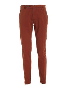 berWich - Morello pants in brick color