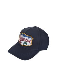 Dsquared2 - Dsquared2 cap in blue