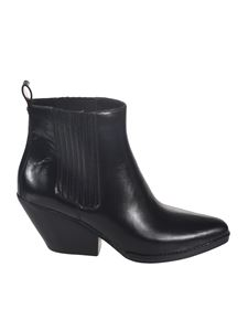Michael Kors - Sinclair ankle boots in black