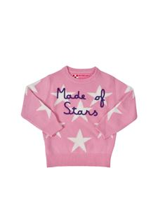 MC2 Saint Barth - Pullover Princess rosa