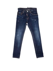 Dsquared2 - 5-pocket jeans in blue