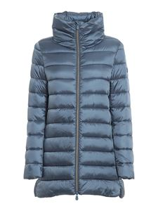 Save the duck - Nylon puffer jacket