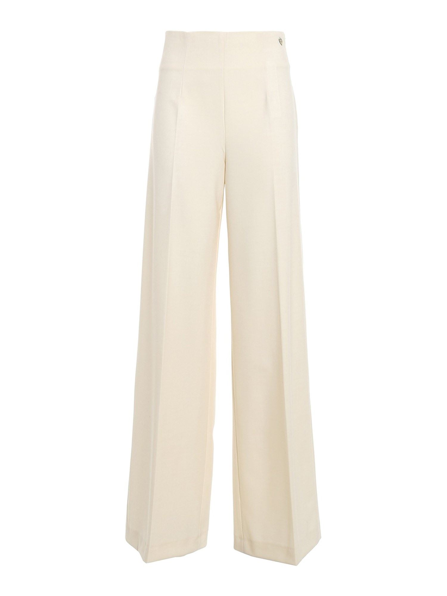 Twinset STRETCH WOOL BLEND TROUSERS