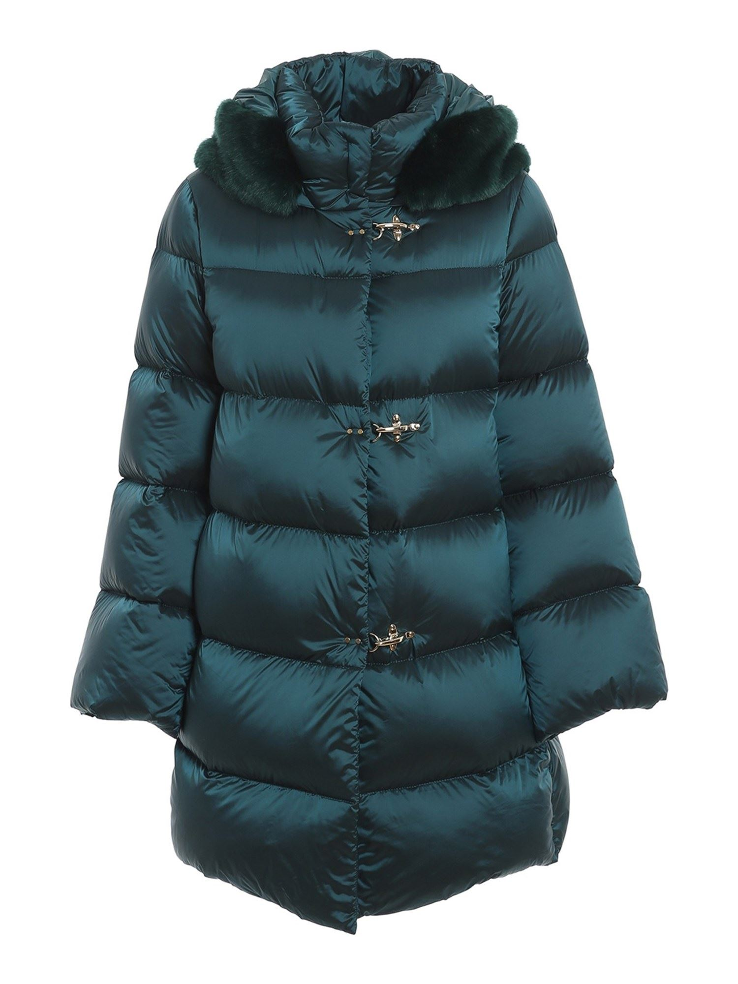 Fay PADDED JACKET WITH FROGS