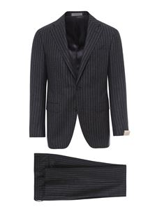 Corneliani - Pinstriped suit
