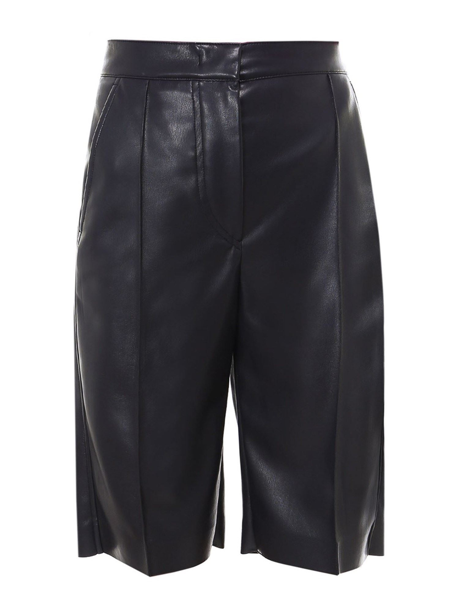 Sportmax FAUX LEATHER SHORTS