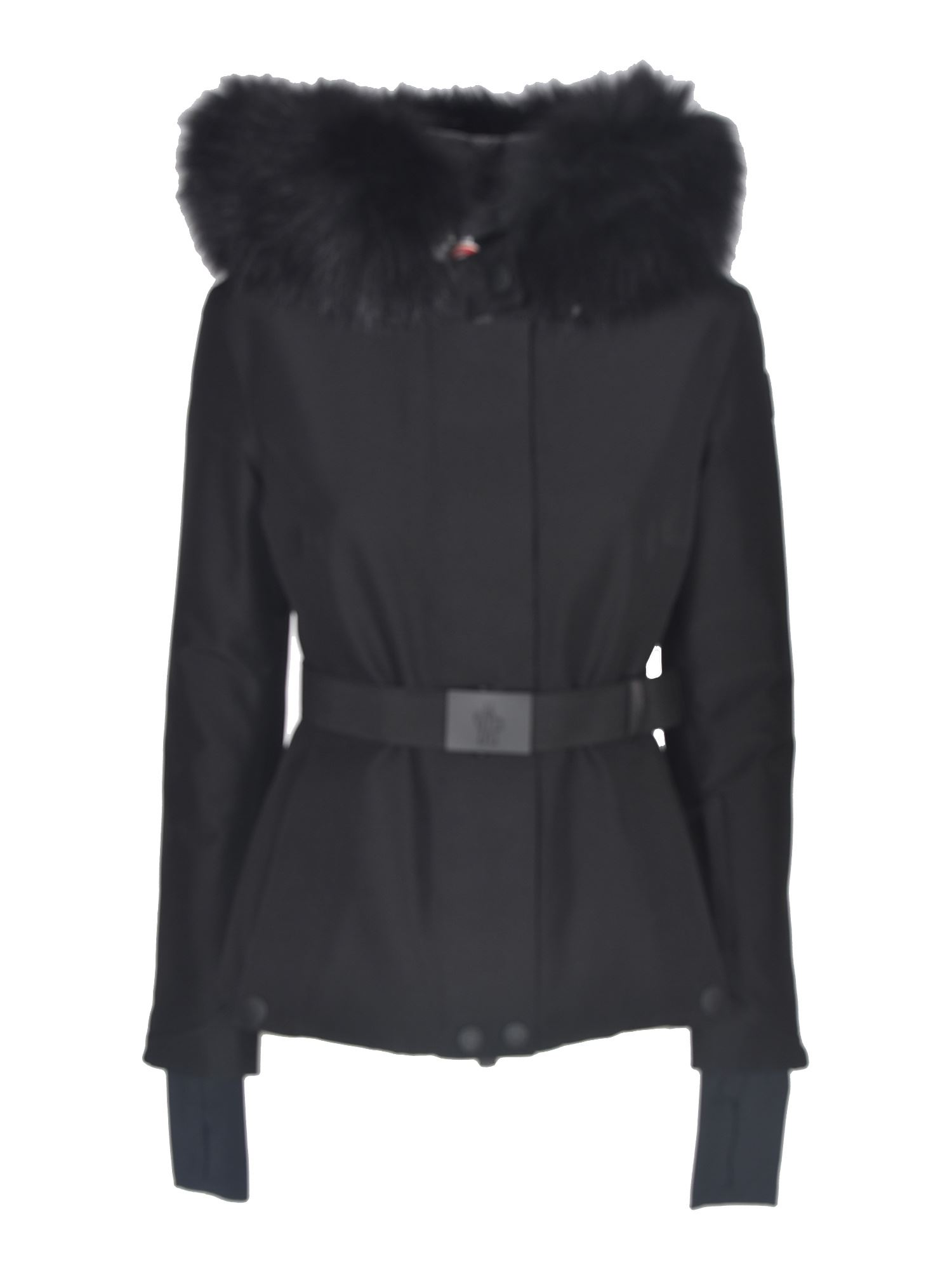 Moncler Grenoble LAPLANCE DOWN JACKET IN BLACK