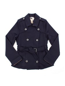 NO_Burberry Children - trench in jersey