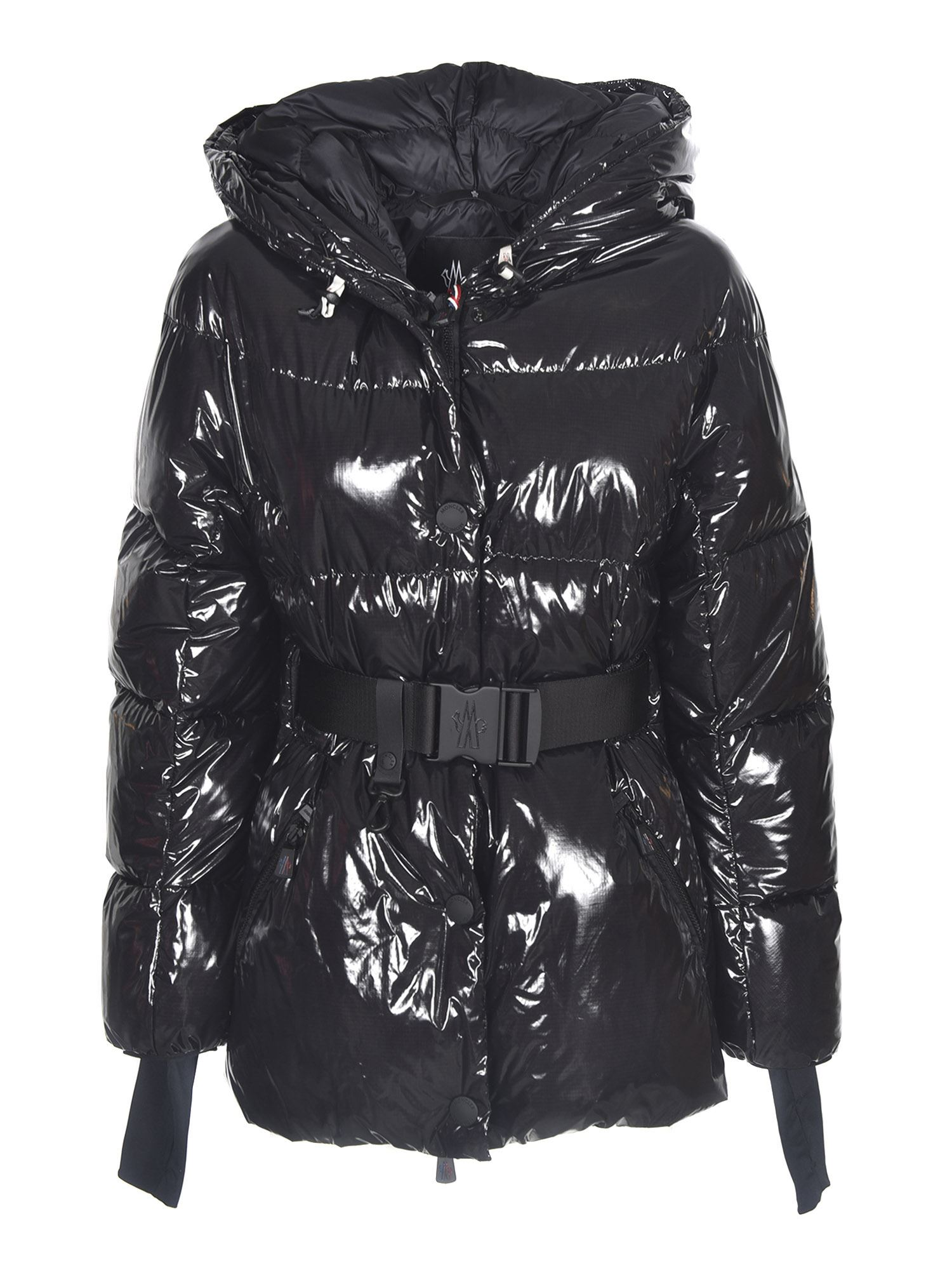 Moncler Grenoble FENIS DOWN JACKET IN BLACK