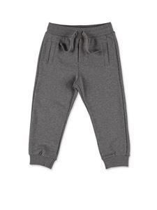 Dolce & Gabbana Jr - Gray sweatpants