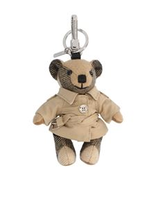 Burberry - Trench coat Thomas keychain in beige