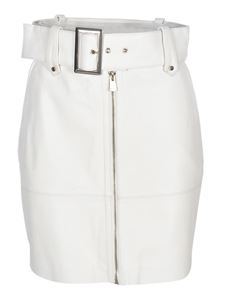 Pinko - Torta 3 skirt in ivory color