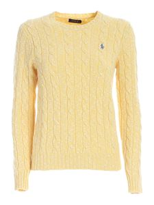 POLO Ralph Lauren - Logo pullover in yellow