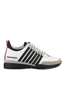 Dsquared2 - Sneakers 251 in pelle