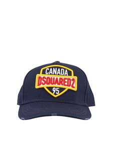 Dsquared2 - Cotton baseball cap