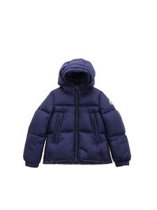Moncler Jr - Gleb down jacket in blue