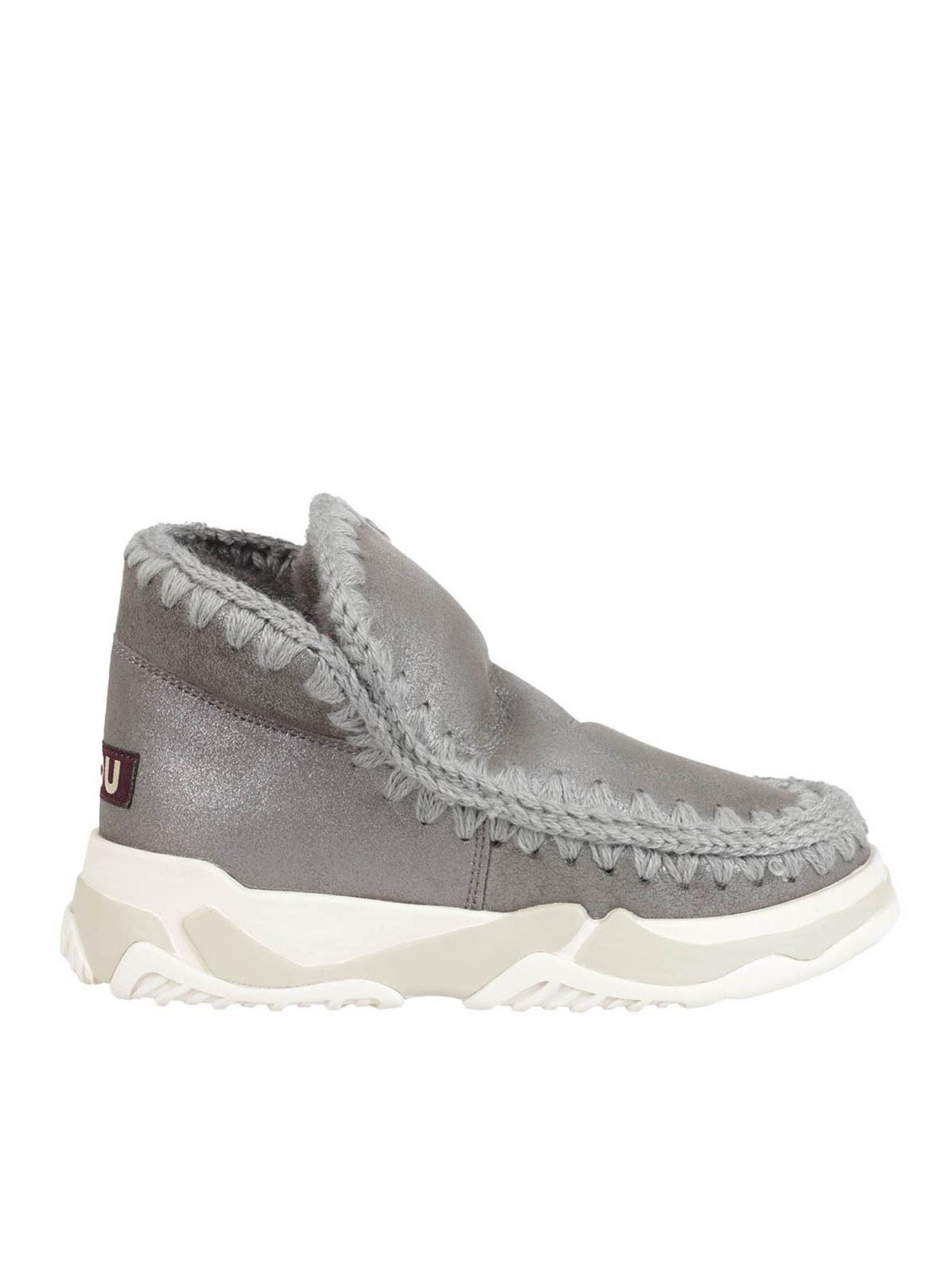 Mou ESKIMO TRAINER BOOTIES
